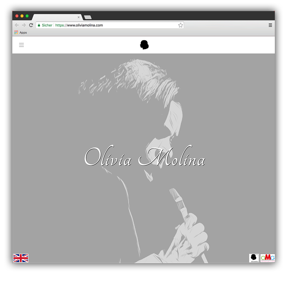 Website Olivia Molina